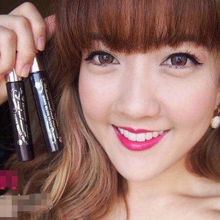 Kết quả hình ảnh cho Mascara Kiss me Heroine Nhật Bản