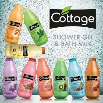 Cottage-Shower-Gel-&-Bath-Milk