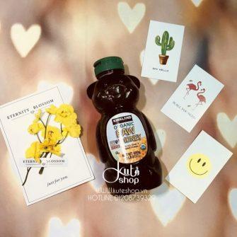 mat-ong-kirkland-organic-raw-honey-680g-nap-xanh