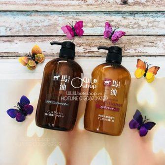 dau-goi-dau-xa-dau-ngua-kumano-cosmetics-horse-oil-non-silicon-shampoo-tu-nhat-ban-1