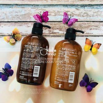 dau-goi-dau-xa-dau-ngua-kumano-cosmetics-horse-oil-non-silicon-shampoo-tu-nhat-ban-2